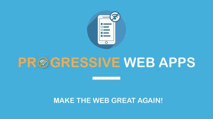 How Progressive Web Apps make the Web great again / Webagility
